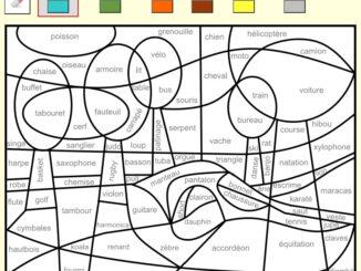 Coloriages Clic Ma Classe